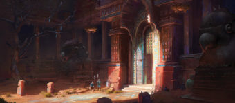 Artist Jordan Grimmer Offers Tips & Truths From His Concept Art Career