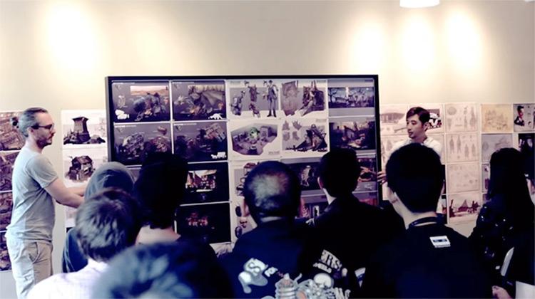 fzd school of design student presentation