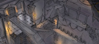 Dungeon Concept Art Environment Design Gallery