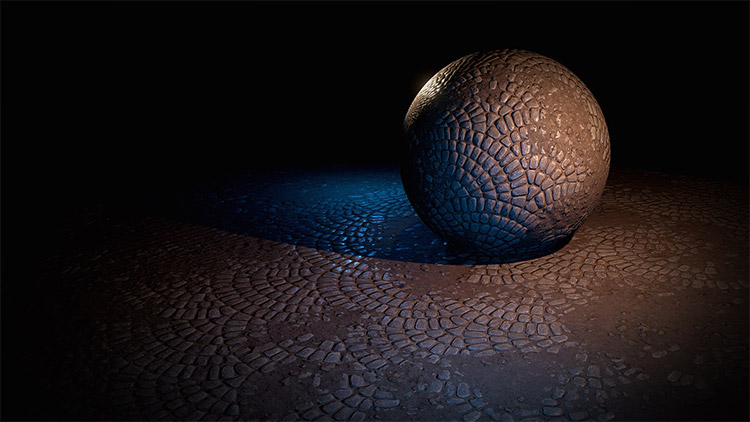 tileable textures zbrush course