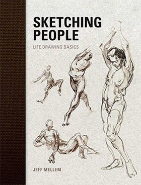 sketching people life drawing basics