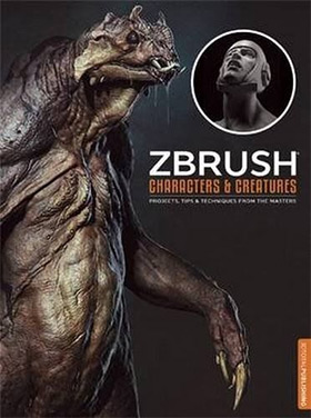 zbrush characters creature
