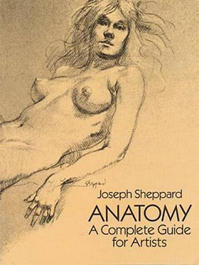 anatomy complete guide for artists