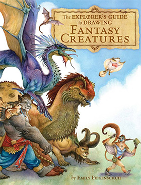 explorers guide fantasy creatures