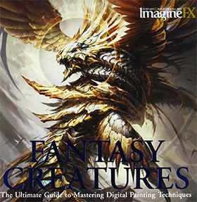 Best creature art books for aspiring concept artists fantasy creatures the ultimate guide to mastering digital painting techniques solutioingenieria Choice Image