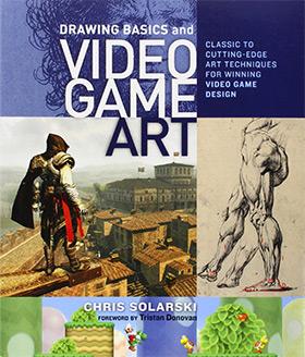 drawing basics video game art