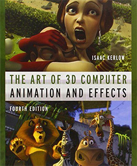 art of 3d computer animation