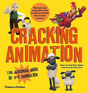 cracking animation book