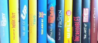 Best Entertainment Art Books Released in 2016