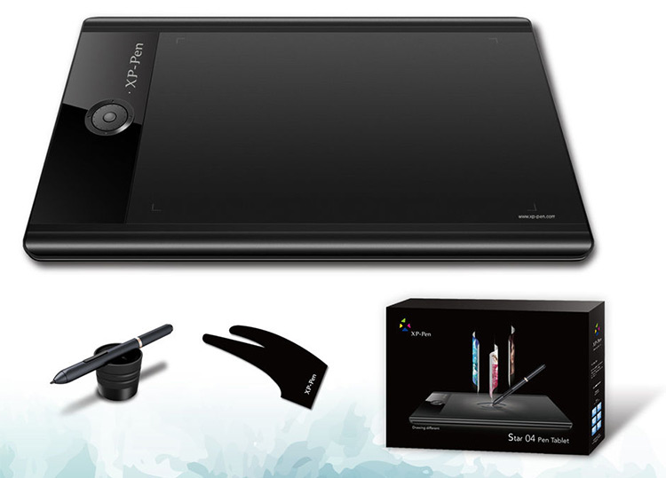 star04 tablet features