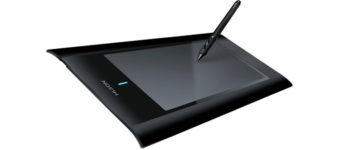 Review: Huion W58 Graphics Tablet