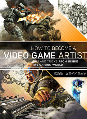 howto become video game artist