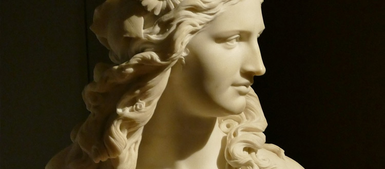 bust sculpture