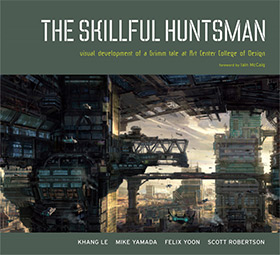 Skillful huntsman book