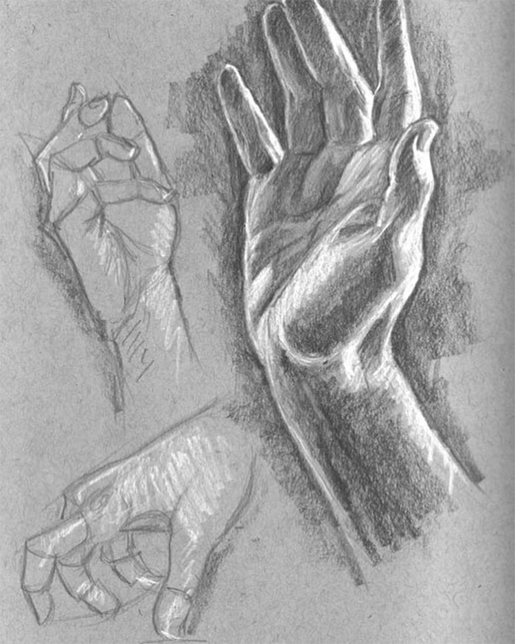Image result for drawings of hands